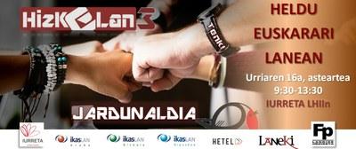 HIZKELAN3 Jardunaldia