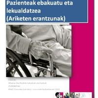 Pazienteak ebakuatu eta lekualdatzea (Ariketen erantzunak)