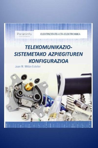 Telekomunikazio-sistemen azpiegituren konfiguratzea