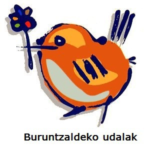 Buruntzaldeko udalak logoa