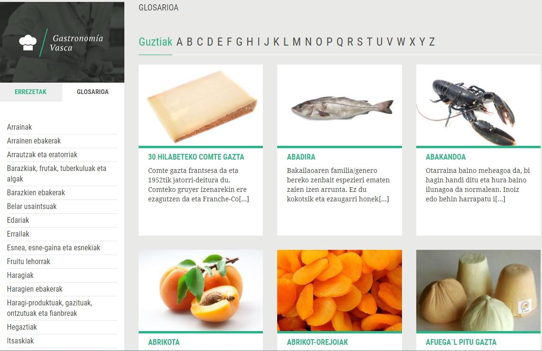 euskal gastronomia
