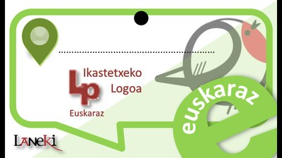 LP-euskaraz Txartela