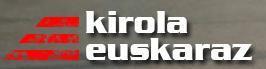 Kirola euskaraz logoa