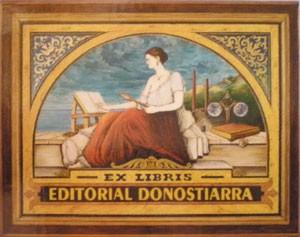 Ed.Donostiarra logoa
